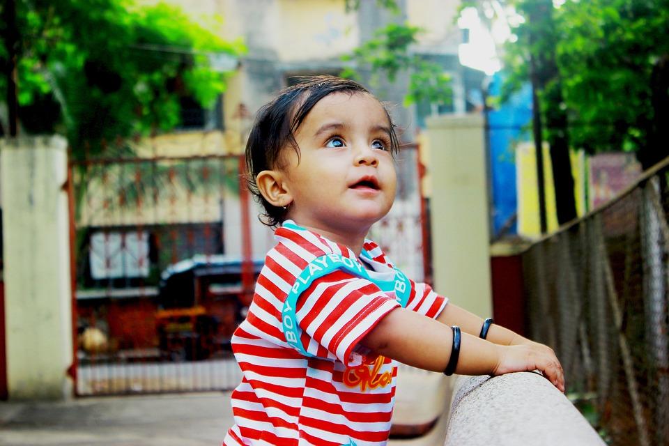 Boy, Cute, Child, Infant, Indian, Asian, Kid, Childhood