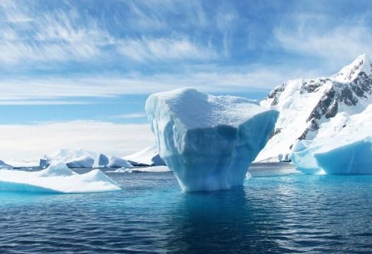 Iceberg, Antartide, Polare, Blu, Ghiaccio, Mare