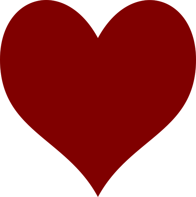 Heart Love Together Free Vector Graphic On Pixabay