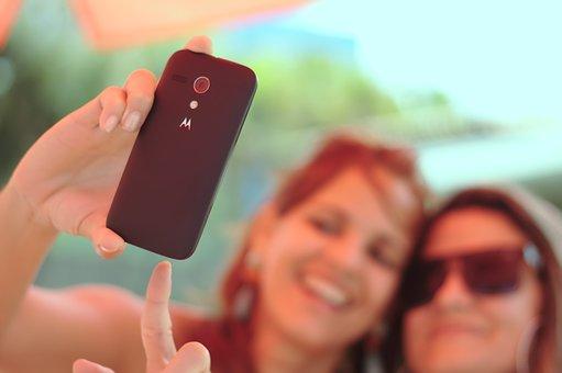 Selfie, Smartphone, Cellphone