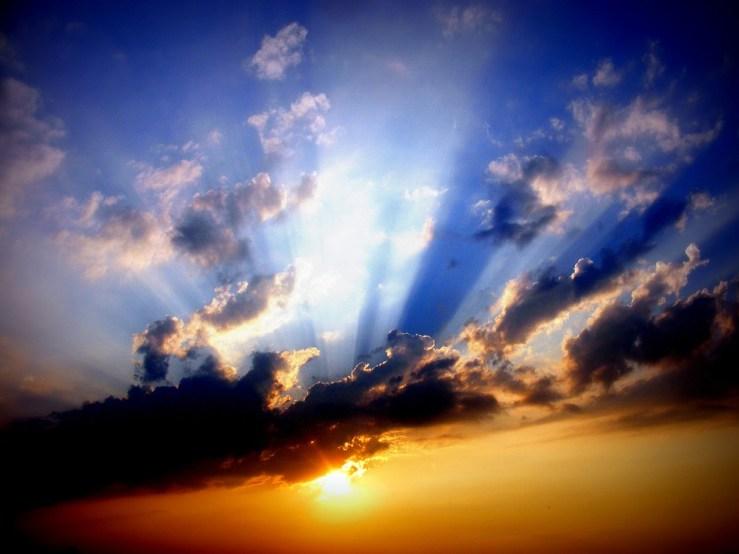 Sunset Sky Sun - Free photo on Pixabay