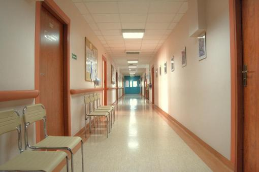 Hôpital, Corridor, Salle D'Opération