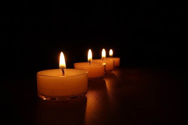 Free Photo Tea Lights Candles Candlelight Free Image