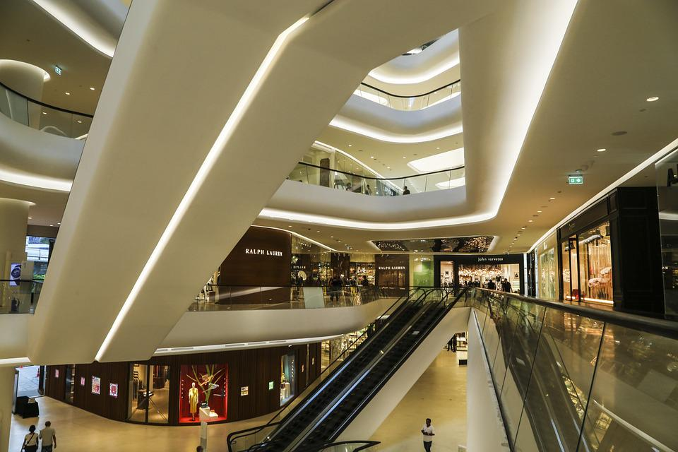 Free Photo Central Embassy Mall Store Free Image On