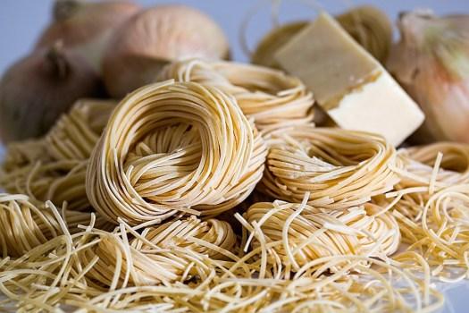 Pasta, Spaghetti, Tagliatelle, Nidi Di Pasta
