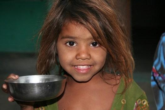 Bambino, Viso, Rajasthan, Sorriso, Guarda, Viaggi