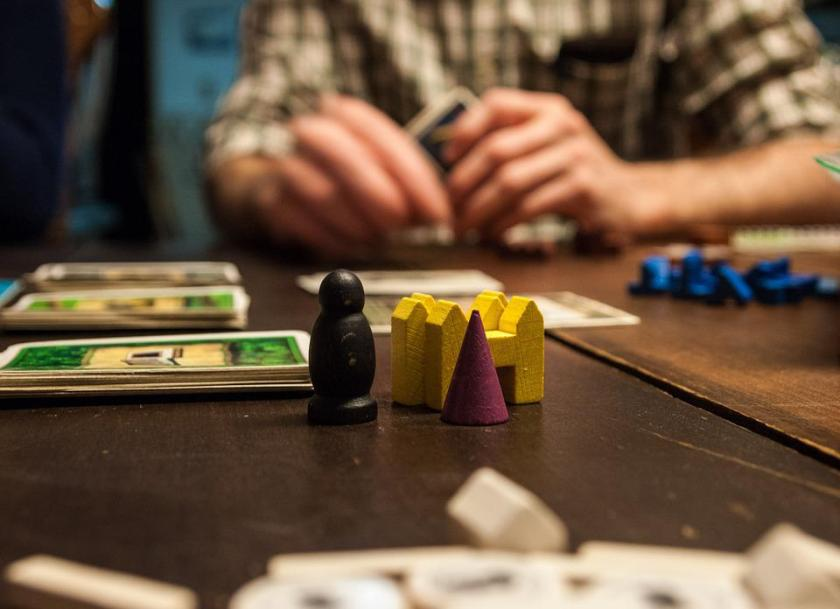 Board Game, Settlers Of Catan, Game, Cards, Dice, Play