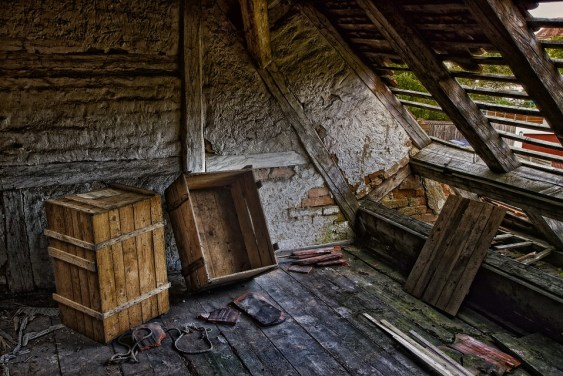 Ruin, Lumber, Decay, Lapsed, Dilapidated, Old
