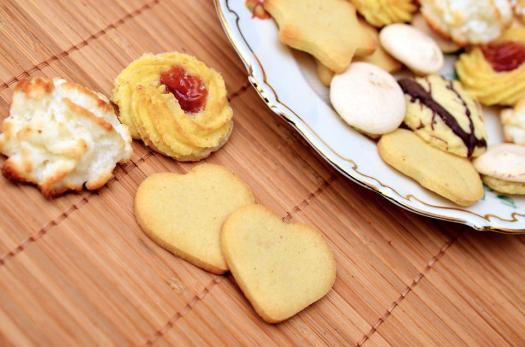 Cookie, Pasticceria, Dolce, Biscotti Di Natale