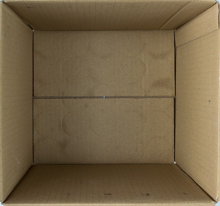 Free Photo Box Empty Cardboard Package Free Image On