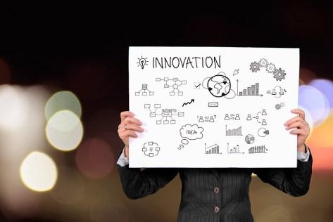 ビジネス, イノベーション, お金, アイコン, グラフ