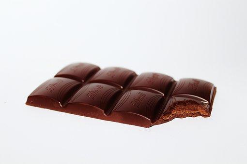 Chocolate, Schokalodentafel