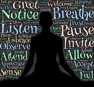 Meditation Presence Spiritual Communicatio