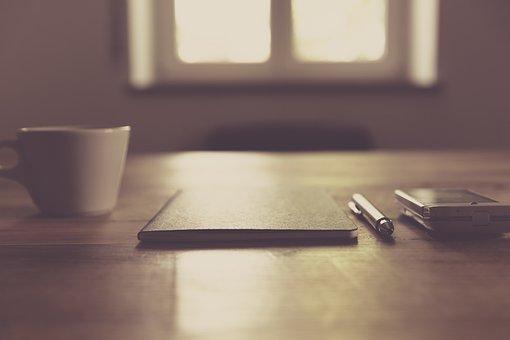Office, Creative, Coffee, Designer
