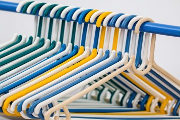 Clothes Hangers, Coat Hangers, Plastic Hanger, Hang