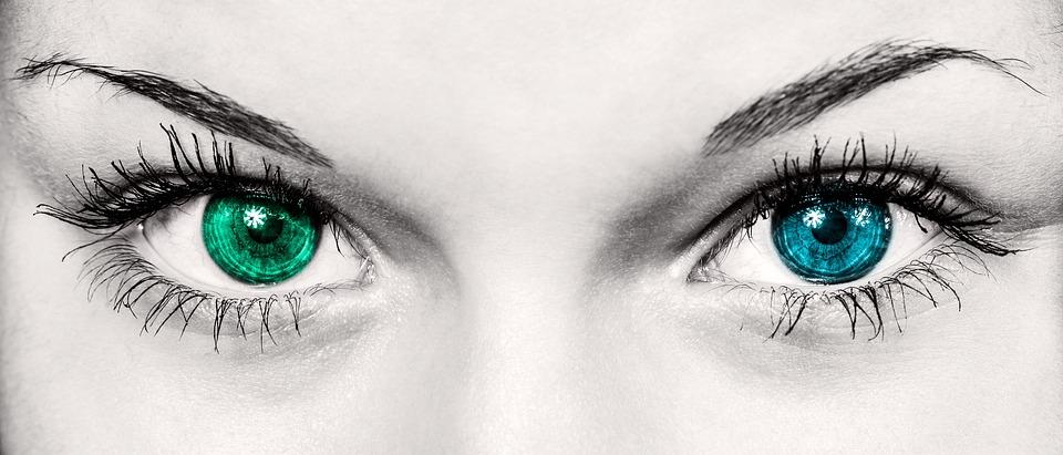 Ochii, Femeie, Modă, Frumos, Iris, Elevi, Uite, Vedere