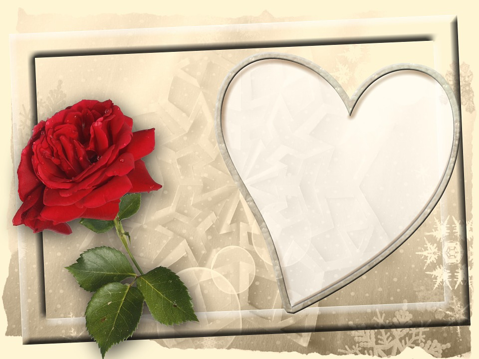 Valentine Kartu Ucapan Bingkai Gambar Gratis Di Pixabay