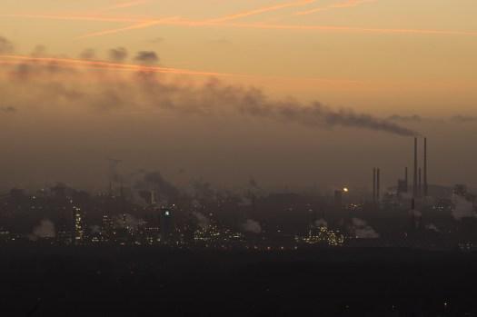 Inquinamento, Impianti Industriali, Acciaieria