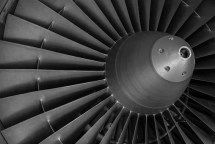 Turbine, Aircraft, Motor, Rotor, Engine