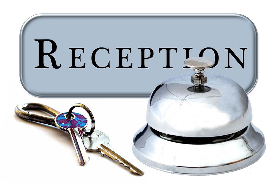 Hotel, Reception, Entrance Hall, Input Range