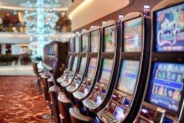 Jeux De Hasard, Fente, Machine, Casino