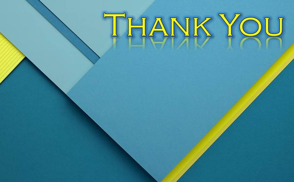 Thank You Thanks Official Free Image On Pixabay
