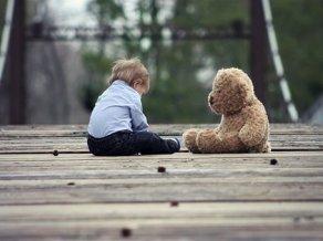 Baby, Teddy Bear, Play, Toy, Teddy, Bear
