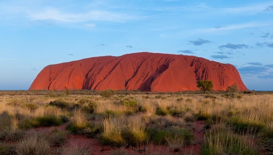 Australia, Uluru, Ayers Rock, Mountain, Nature, Hiking