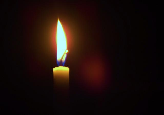 Candle Light Dark Free Photo On Pixabay