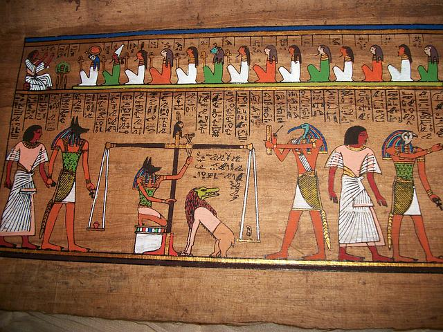 Free Photo Egypt Anubis Judgement God Free Image On