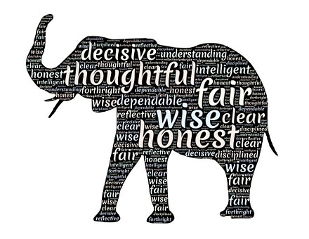 Elephant, Totem Animal, Qualities