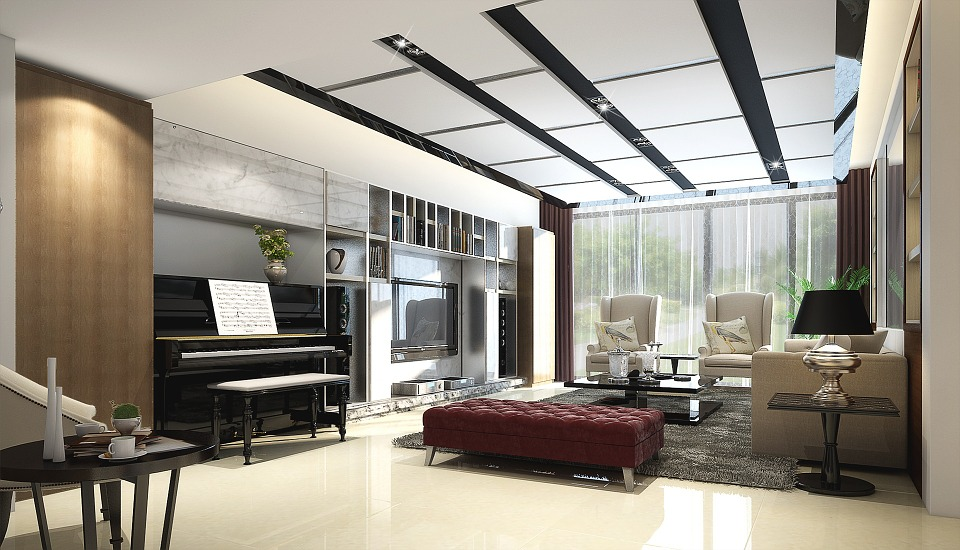 Glass and Metal Furniture Ideas