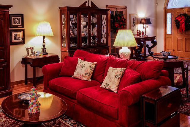 Living Room Great Christmas Free Photo On Pixabay