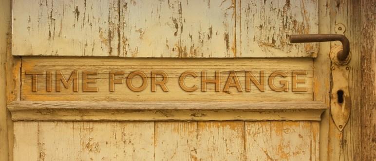 Door, Change, New Beginning, Board, Wood, Handle