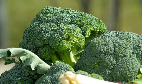 Verdure, Broccoli, Cavolo, Mercato