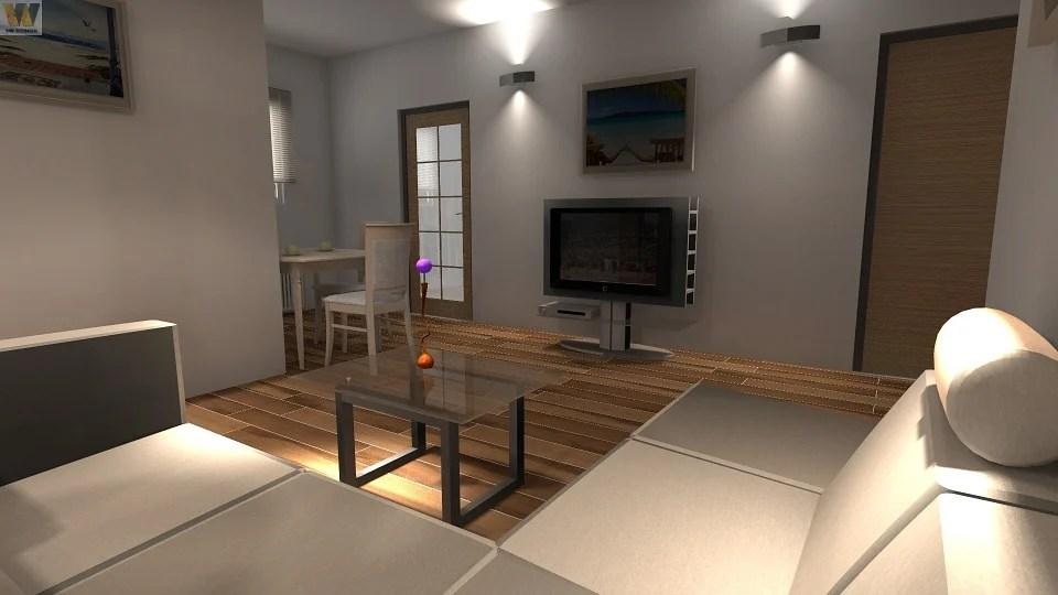 less furniture design living room