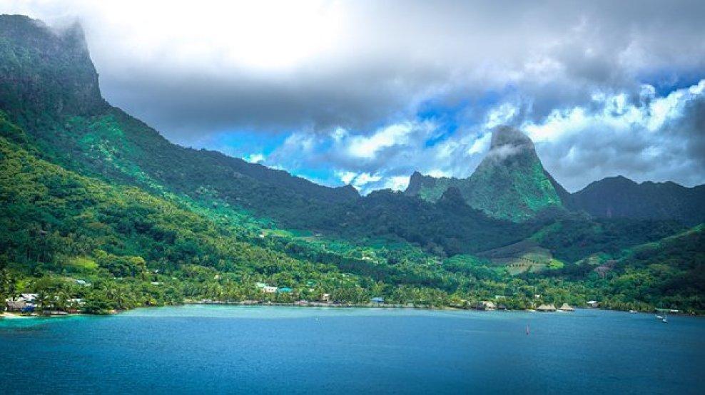7 Pulau Trindah Yang Pernah Ada, Indonesia Termasuk Loh..!!!