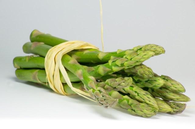 Espárragos, Verde, Bundle, Vegetales, Los Alimentos