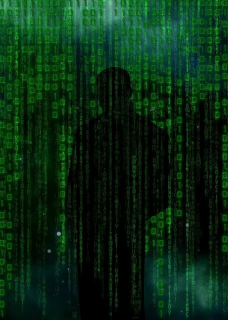 Kostenloses Foto Code Hacker Daten Sicherheit