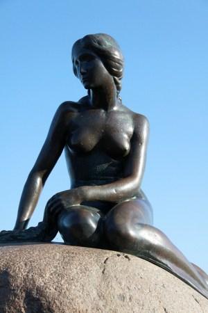 Copenhagen'S Waterfront, Little Mermaid