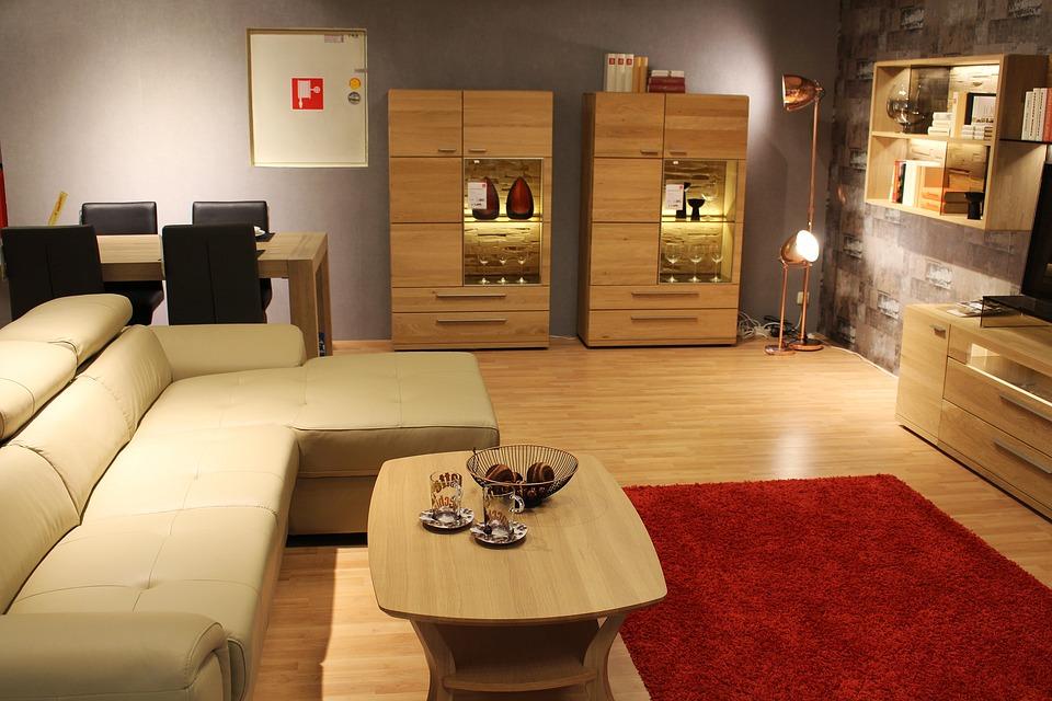 Transparent Furniture Ideas - With Wooden Furniture Design