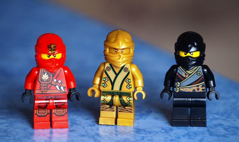 Ninjago Lego Figures 183 Free Photo On Pixabay