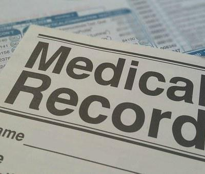 Tracking medical records