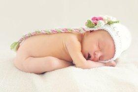 Baby, Baby Girl, Sleeping Baby, Cute