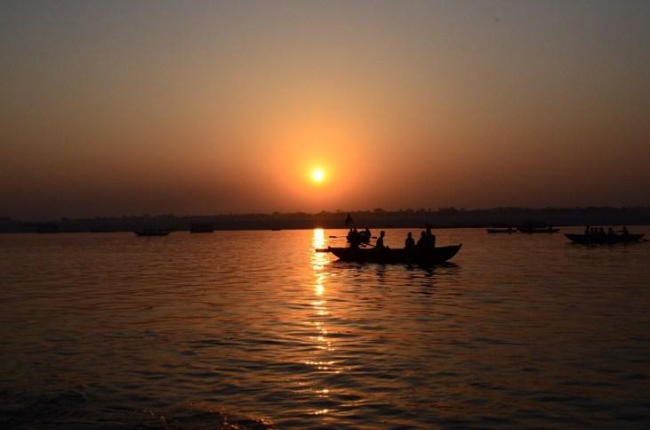 Varanasi, Ganges, Holy, River, Hindu, Little Boat