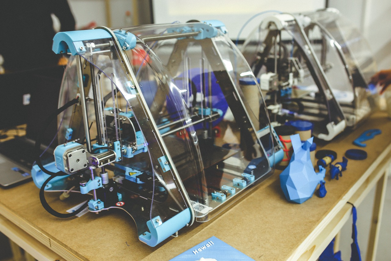 À quoi sert une imprimante 3 D en 2021 ?