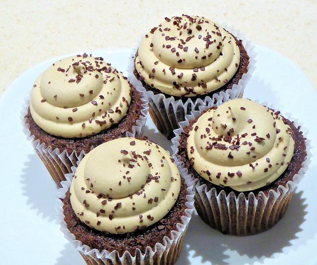 Cupcakes Chocolate Caramel Sweet 183 Free Photo On Pixabay