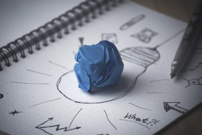 Criatividade, Idéia, Inspiração, Inovação, Lápis, Papel