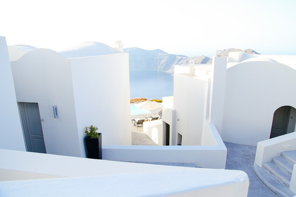 Free Photo Greece Architecture Home Greek Free Image