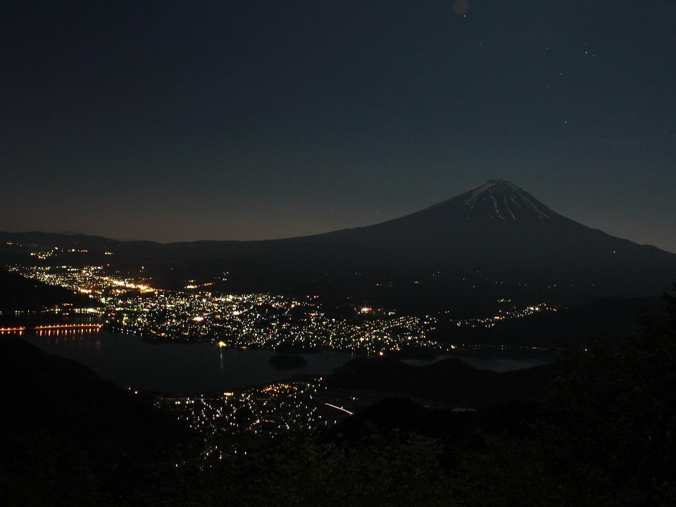 「けえる」はどこからやってきた?|山梨の富士山|長さん|相模原・道志の唐揚げが美味しい定食屋・食堂